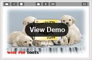 puppy templates for page flip book demo