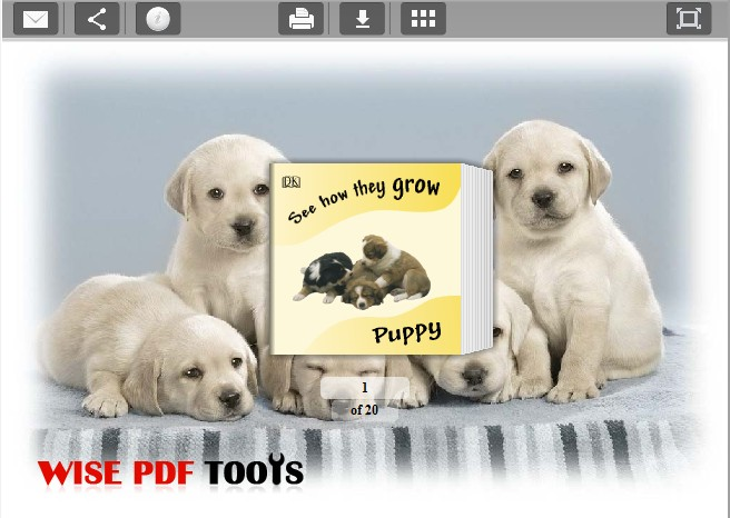 lucid templates for Wise PDF to Flipbook Pro